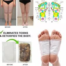 Foot Patch Detox - composition - en pharmacie - action