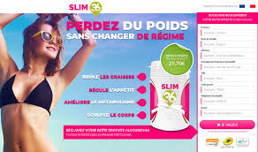Slim36 - composition - action - comprimés