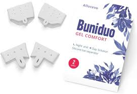 Buniduo gel comfort - sur l'orteil tordu - action - en pharmacie - Amazon