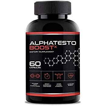Alpha Testo Boost - dangereux - comprimés - effets