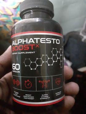 Alpha Testo Boost - pour la puissance - prix - forum - comment utiliser