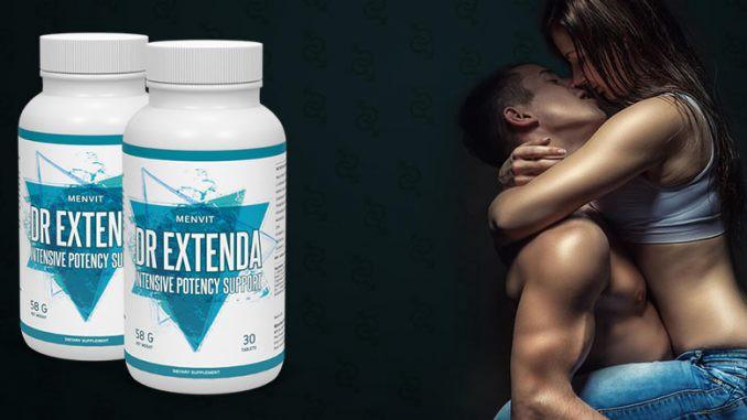 Dr Extenda - pour la puissance - sérum - prix - pas cher