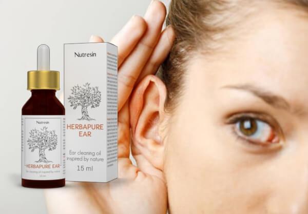 Nutresin Herbapure Ear - meilleure audition - site officiel - Amazon - comment utiliser