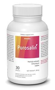 Purosalin - pour minceur - dangereux - pas cher - composition