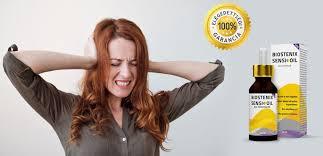 Biostenix sensi oil new - meilleure audition - action - avis - pas cher