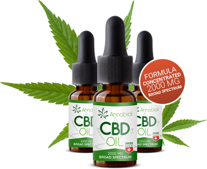 Annabiol Cbd Oil - Amazon - France - site officiel