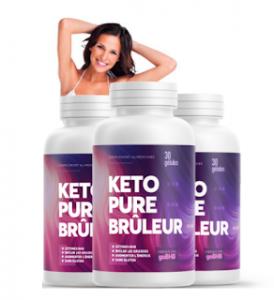 Keto Pure Bruleur - effets - crème - composition