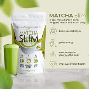 Matcha Slim - action - France - crème